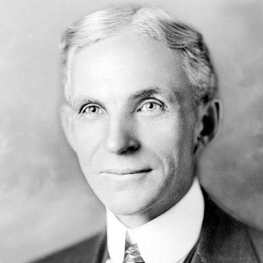 An image of Henry Ford